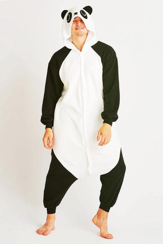 кигуруми панда мужской