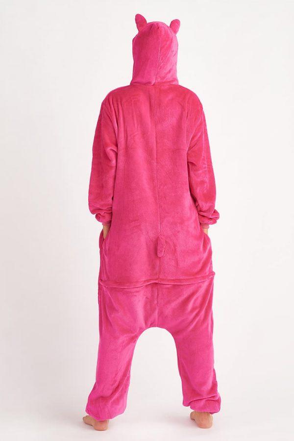 кигуруми женский стич розовый