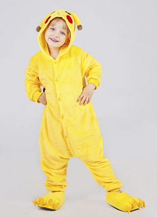 Детская пижама пикачу