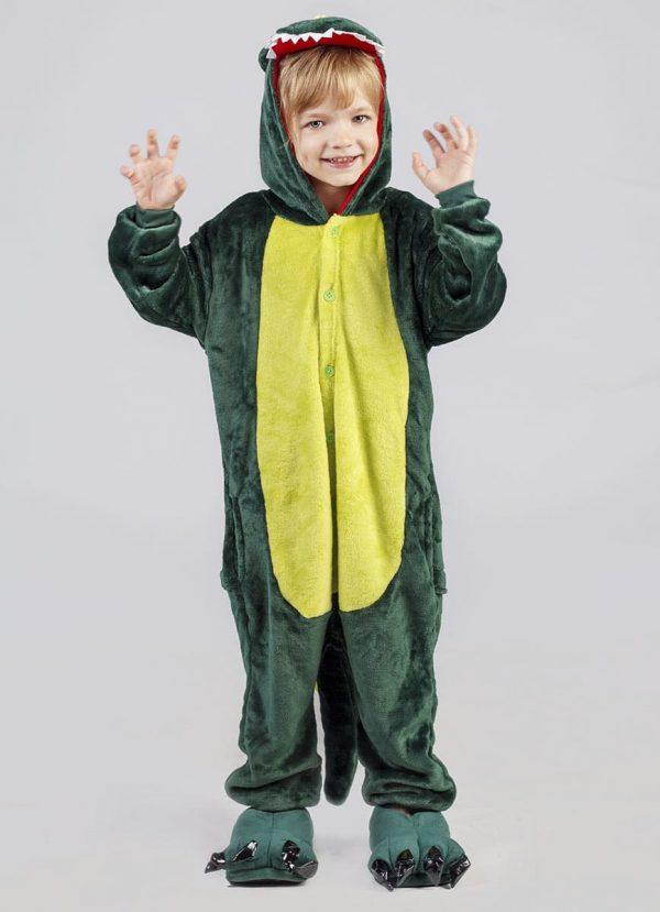 Кигуруми Динозавр детский