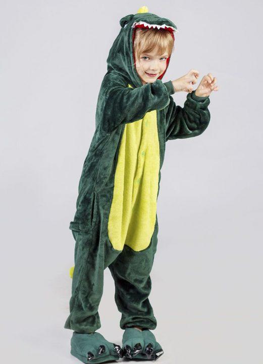 пижама Кигуруми Динозавр детский