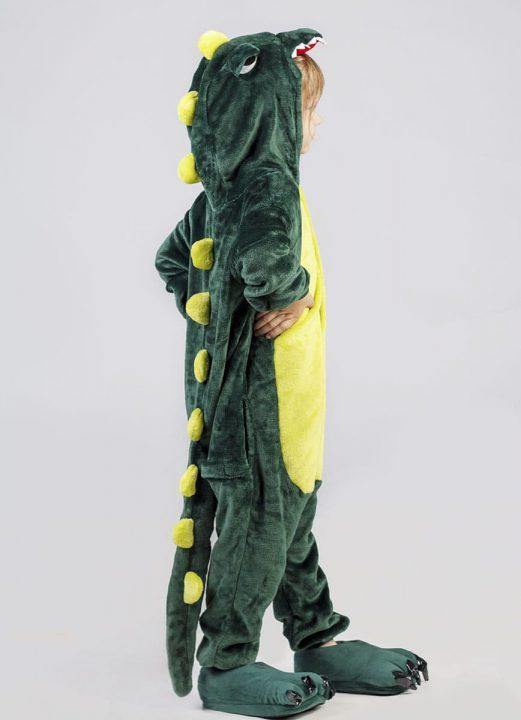 Кигуруми Динозавр для мальчика