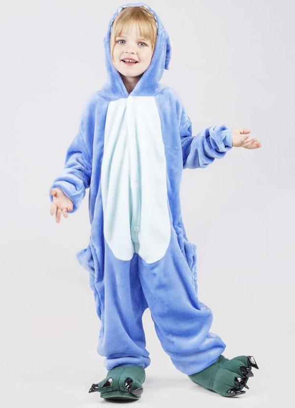 Детская пижама стич