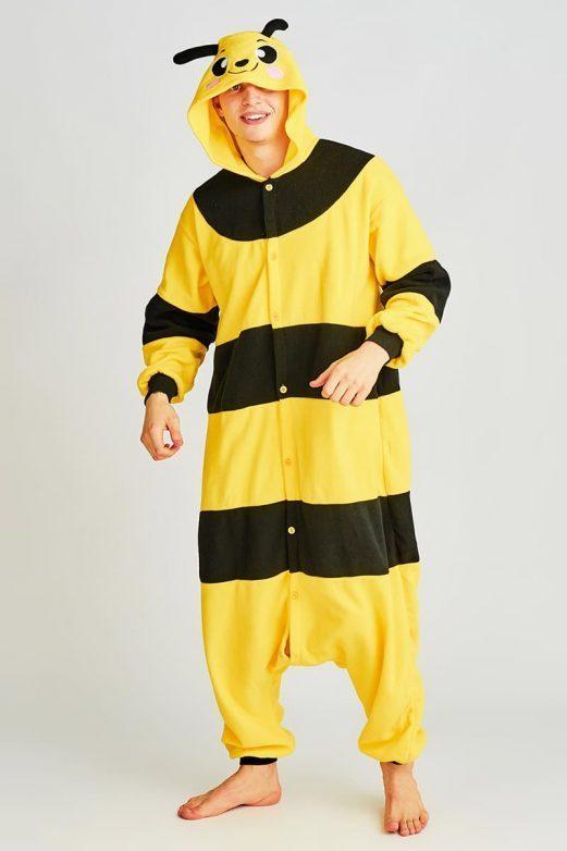 пижама пчела