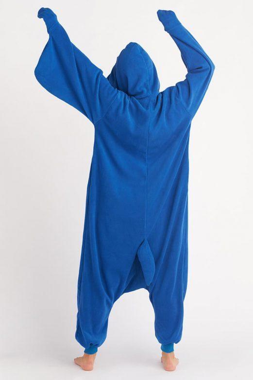 пижама акулы для взрослых