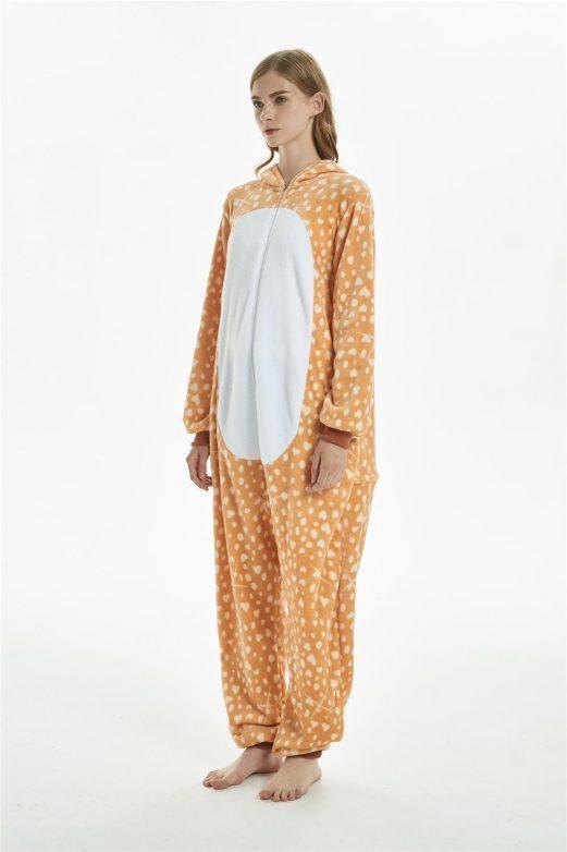 пижама олень