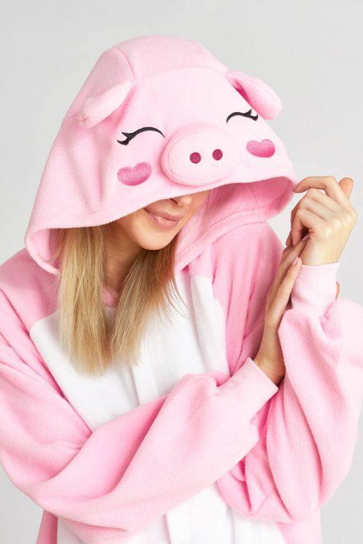 пижама свинка