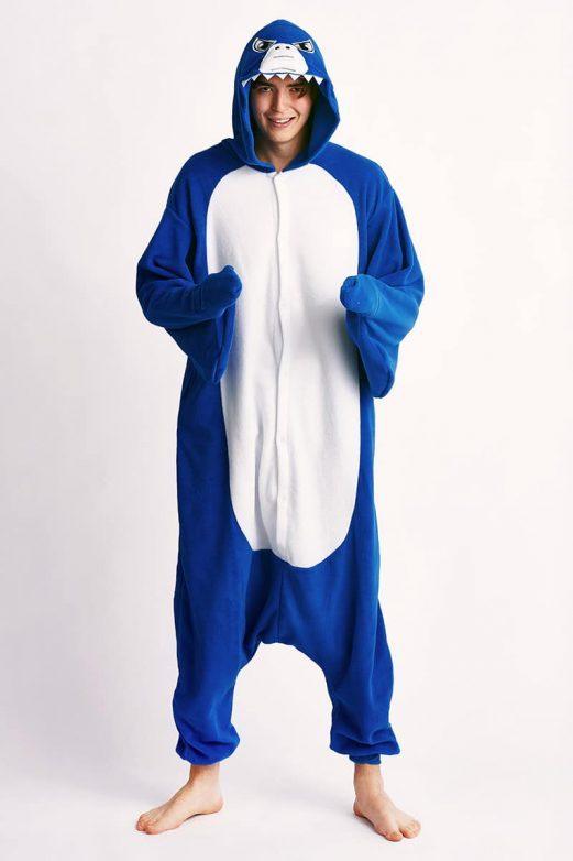 пижама акула