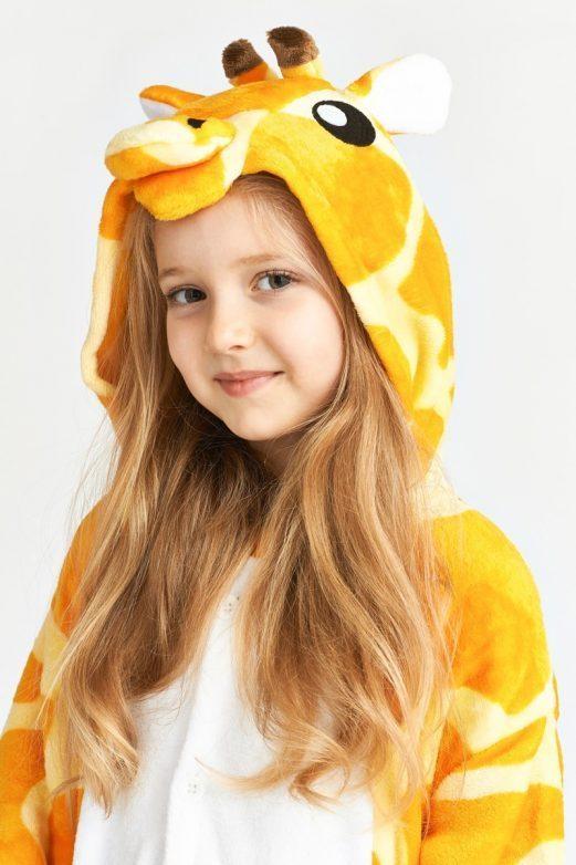 пижама жираф детская