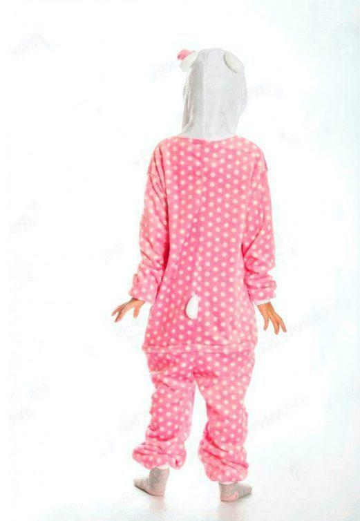 пижама китти детская
