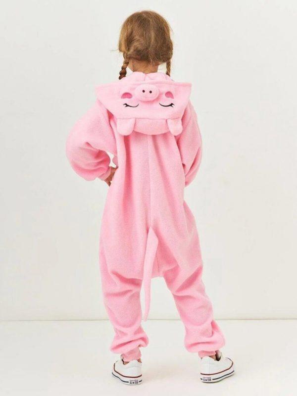 пижама свинки детская